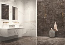 Stylish Bathroom Tiles